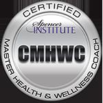 Certified Spencer Institute CMHWC Master Health Wellness Coach