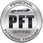 Personal NEST PFT Certified Fitness Trainer