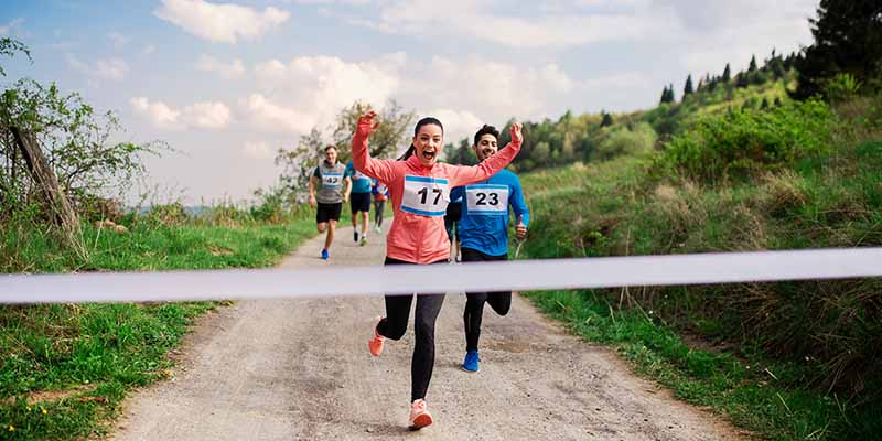 Run to Win - SCE Fitness, Spokane, WA