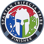 Spartan Trifecta Tribe Finisher
