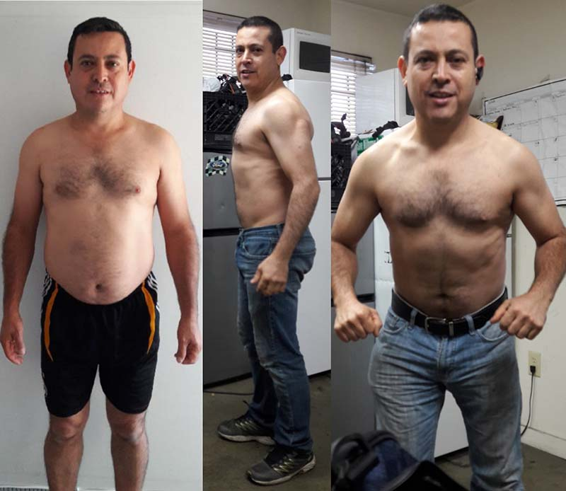 Carlos Rivera Testimonial - Weight Loss