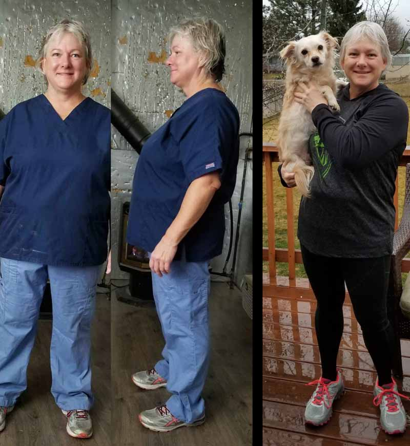 Kerrie Harper - Weight Loss - Workouts