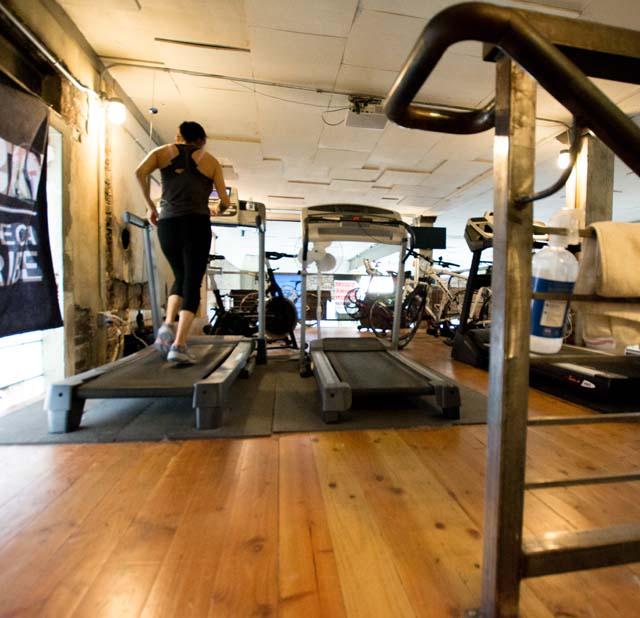 SCE Fitness - Treadmills Exercise