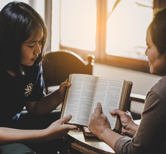 Bible & God, Our Heart Counseling
