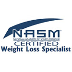 NASA Certified Weight Loss Specialist